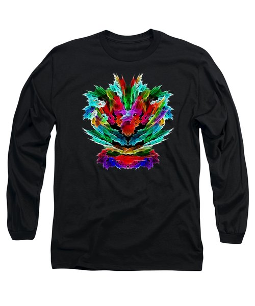 Dragon's Breath Long Sleeve T-Shirt by Methune Hively