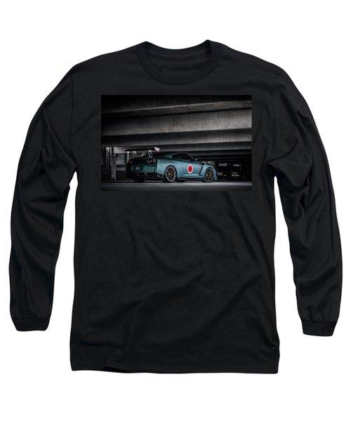 Dragon's Lair Long Sleeve T-Shirt by Douglas Pittman