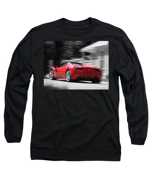 Dream Car Long Sleeve T-Shirt