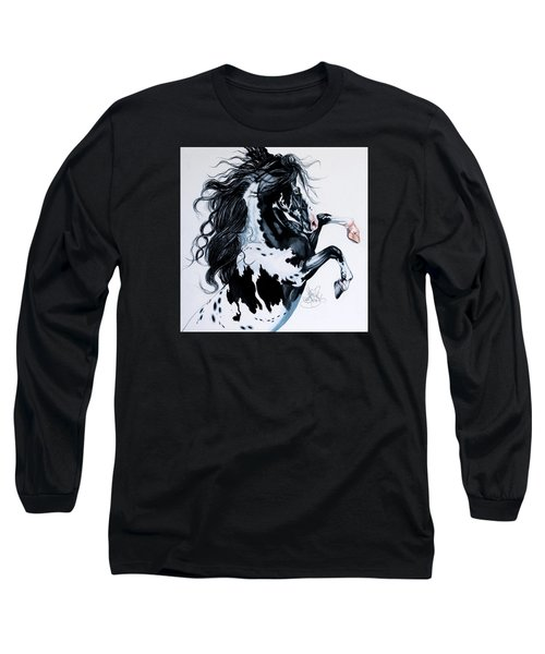 Dream Horse Series #2001 Long Sleeve T-Shirt