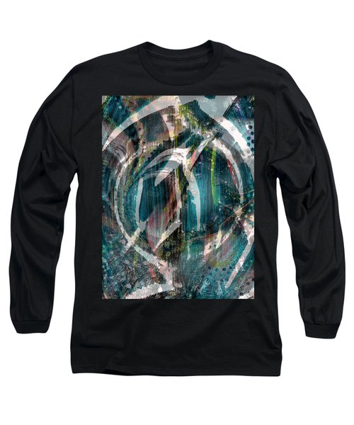 Dimension In Space Long Sleeve T-Shirt
