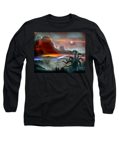 Dream Visions Long Sleeve T-Shirt