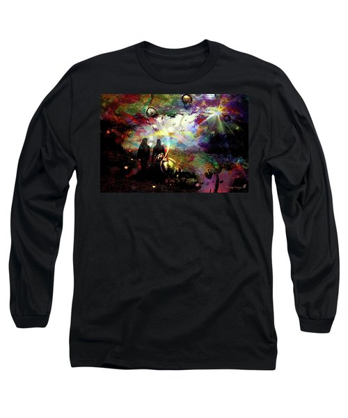 Dream Walking Long Sleeve T-Shirt