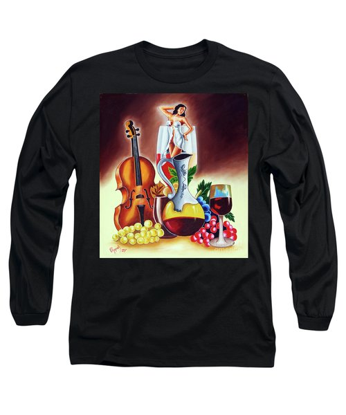Dream World Long Sleeve T-Shirt