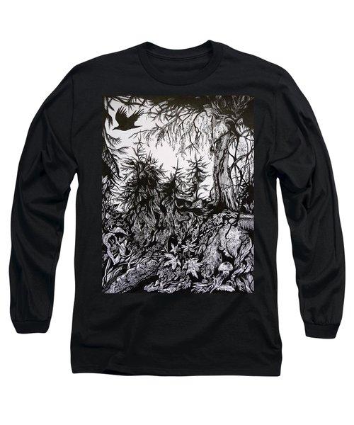 Dreaming Alaska.part One Long Sleeve T-Shirt