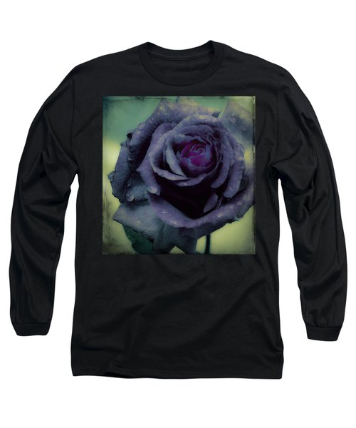 Long Sleeve T-Shirt featuring the photograph Dreaming Of Roses by Cathy Donohoue