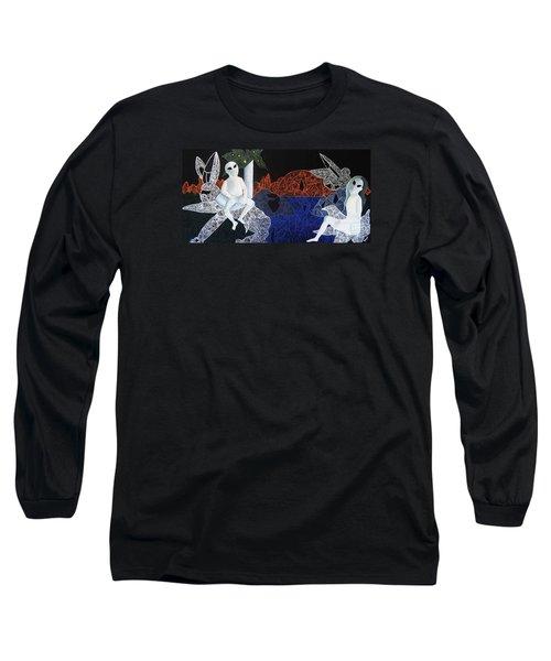 Dreams Of Broken Dolls Long Sleeve T-Shirt
