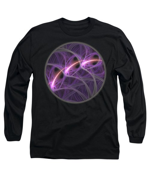 Long Sleeve T-Shirt featuring the digital art Dreamstate by Lyle Hatch