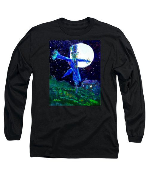 Dressed In The Latest Style Long Sleeve T-Shirt by Seth Weaver