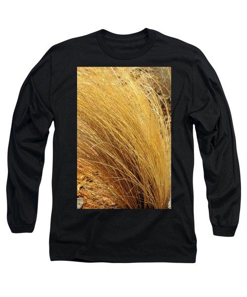 Dried Grass Long Sleeve T-Shirt