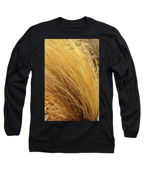 Dried Grass Long Sleeve T-Shirt