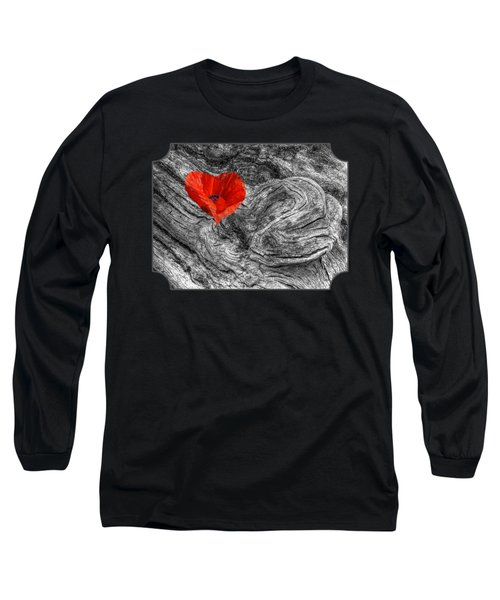 Drifting - Love Merging Long Sleeve T-Shirt