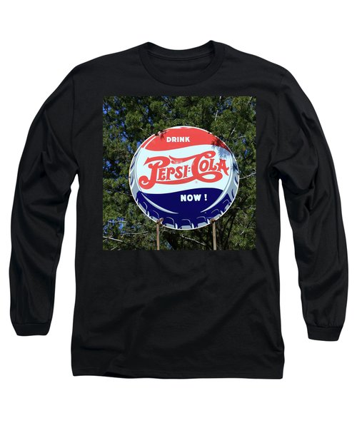 Drink Pepsi - Cola Now  Long Sleeve T-Shirt