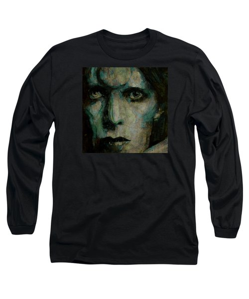 Drive In Saturday@ 2 Long Sleeve T-Shirt by Paul Lovering