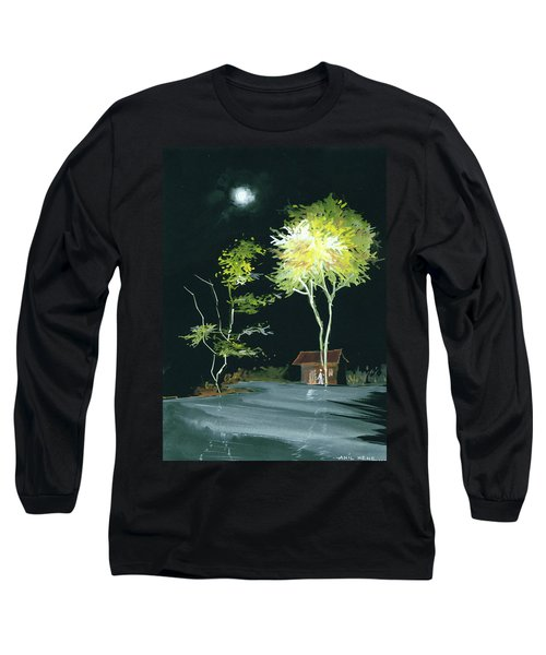 Drive Inn Long Sleeve T-Shirt