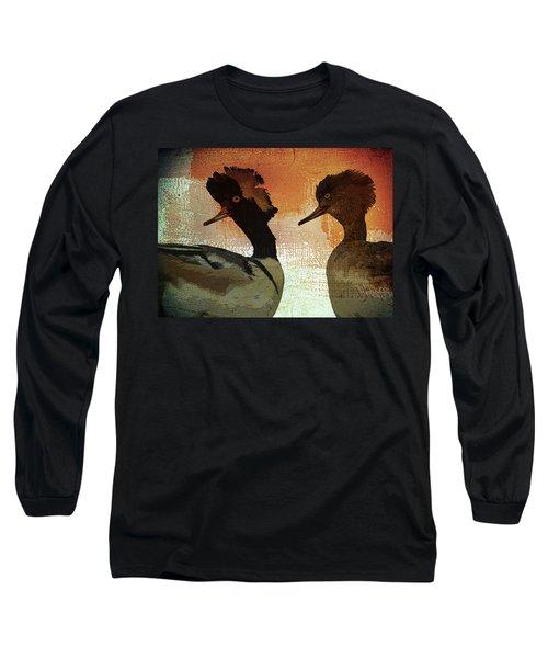 Duckology Long Sleeve T-Shirt