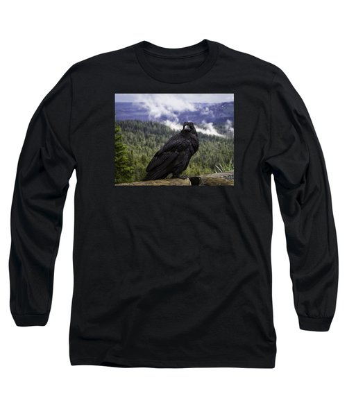 Dunraven Raven Long Sleeve T-Shirt