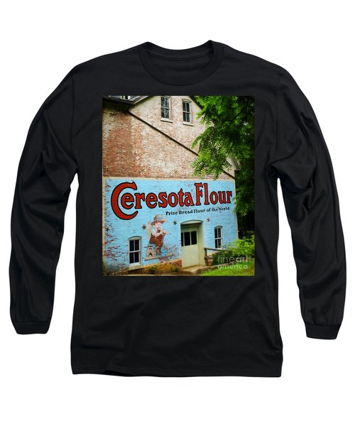 Durham Grist Mill Cerosota Flour Long Sleeve T-Shirt