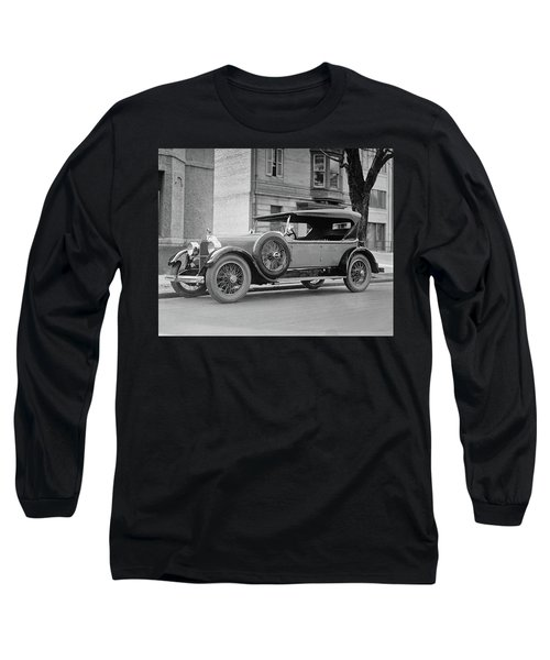 Dusenberg Car Circa 1923 Long Sleeve T-Shirt