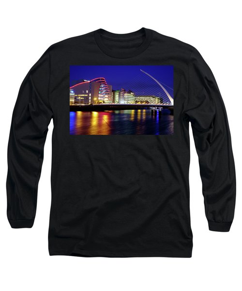 Dusk In Dublin Long Sleeve T-Shirt