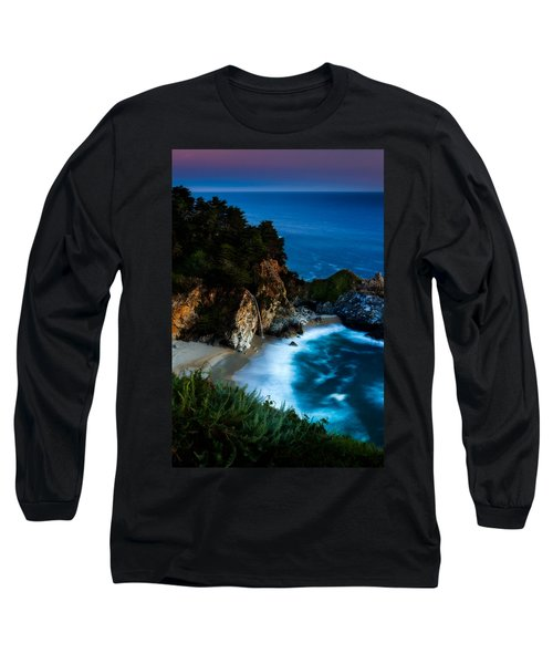 Dusk In The Cove Long Sleeve T-Shirt