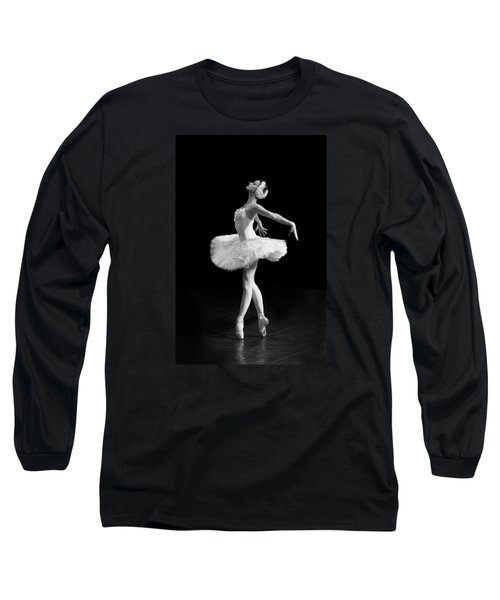 Dying Swan I Alternative Size Long Sleeve T-Shirt