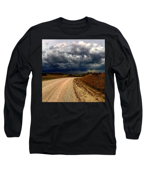 Dying Tornadic Supercell Long Sleeve T-Shirt