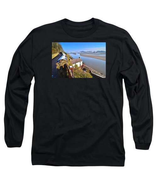 Dylan Thomas Boathouse 2 Long Sleeve T-Shirt
