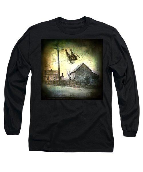 Dynamite Barn Long Sleeve T-Shirt