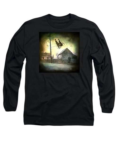 Dynamite Barn Long Sleeve T-Shirt