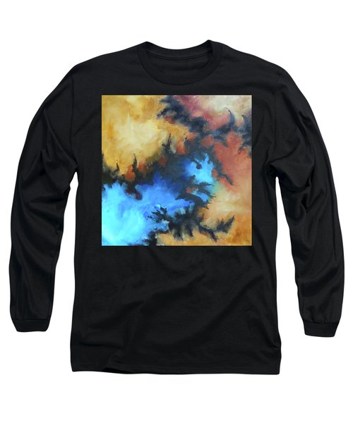 Dynasty Expressionist Painting Long Sleeve T-Shirt