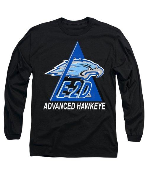 E-2d Advanced Hawkeye Long Sleeve T-Shirt