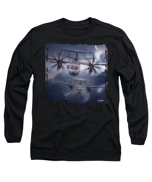 E2d Hawkeye Long Sleeve T-Shirt