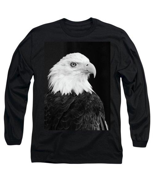 Eagle Portrait Special  Long Sleeve T-Shirt