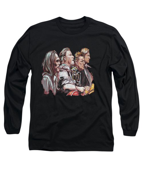 The Eagles Long Sleeve T-Shirt by Melanie D