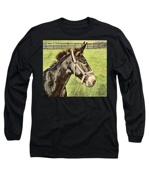 Earistotle Long Sleeve T-Shirt