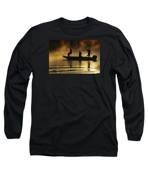 Early Casting Call Long Sleeve T-Shirt