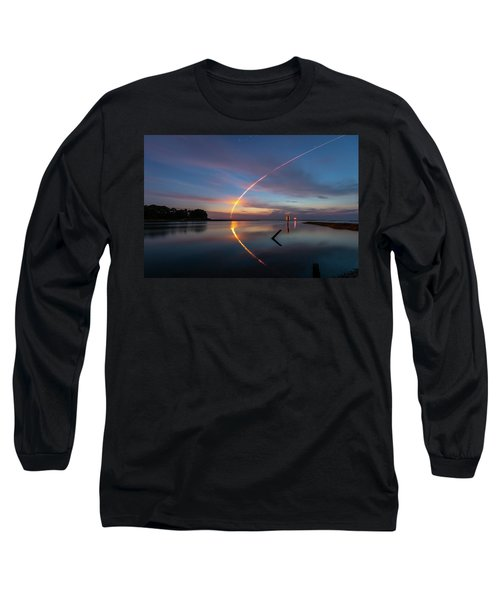 Early Morning Launch Long Sleeve T-Shirt
