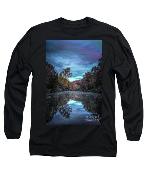 Early Morning Reflection Long Sleeve T-Shirt