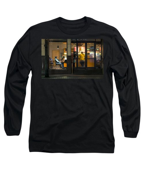 Early Morning Ritual Long Sleeve T-Shirt