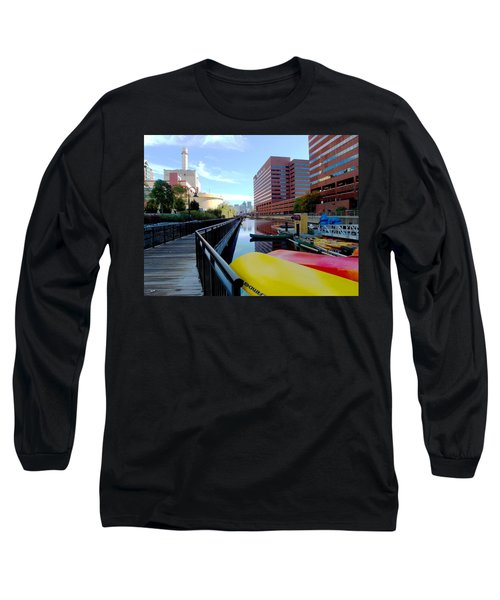 East Cambridge  Long Sleeve T-Shirt