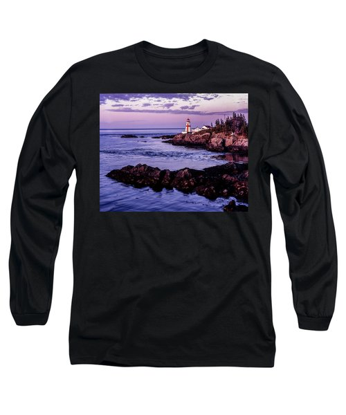 East Quoddy Head, Canada Long Sleeve T-Shirt