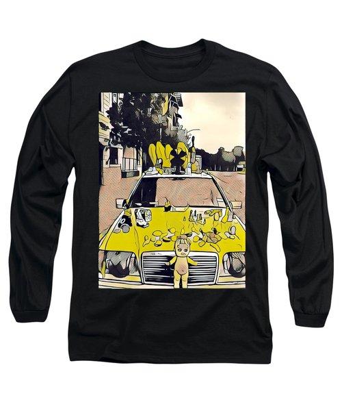 East Side Electric Long Sleeve T-Shirt
