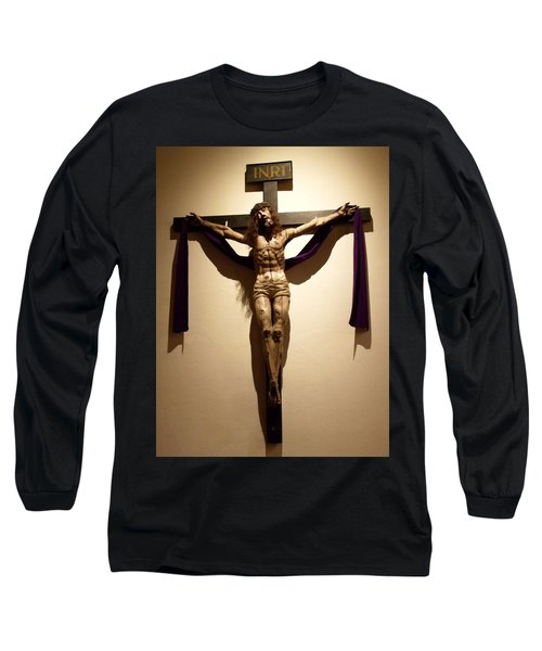 Easter  Long Sleeve T-Shirt by Joseph Frank Baraba