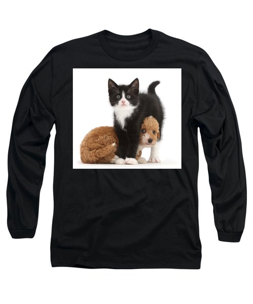 Easy To See Which One Of Us Is The Boss Long Sleeve T-Shirt