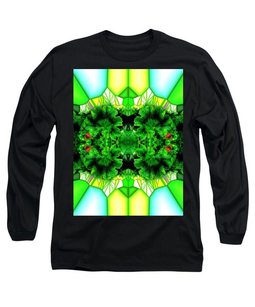 Eat Your Greens Long Sleeve T-Shirt