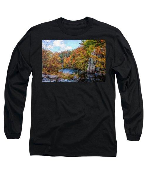 Eau Claire Dells Fall 2 Long Sleeve T-Shirt