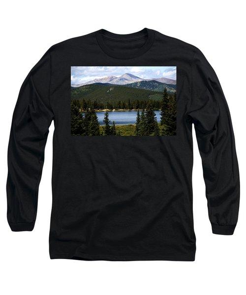 Echo Lake Colorado Long Sleeve T-Shirt