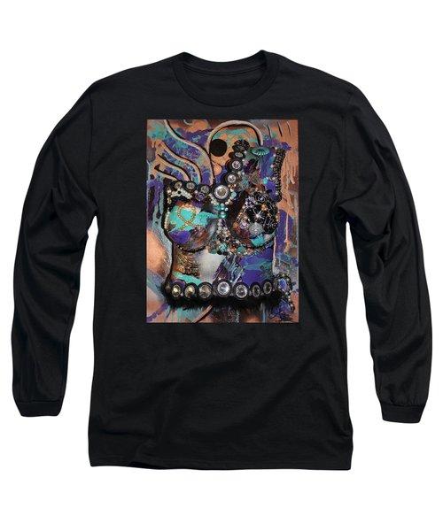 Eden - Dance And Move The World Survivor Long Sleeve T-Shirt