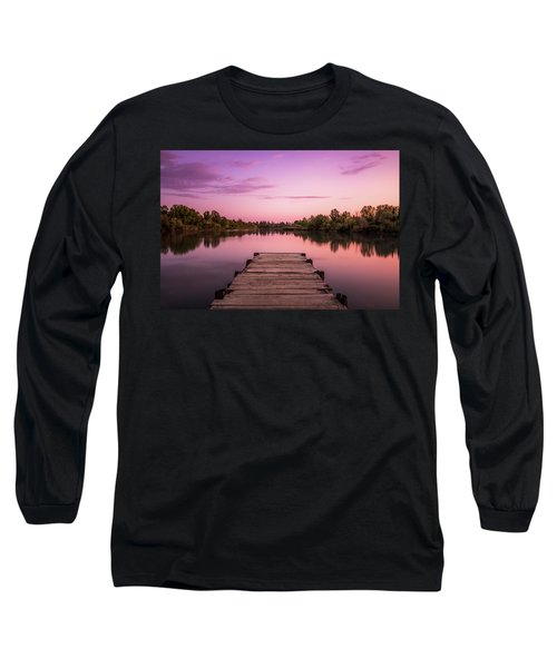 Edge Of The Mirror Long Sleeve T-Shirt